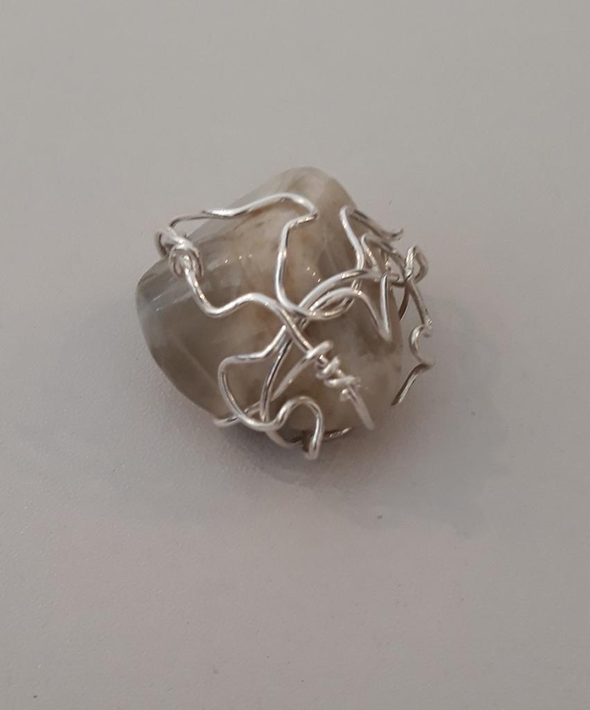 Moonstone Ornament